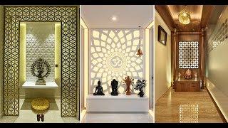 30 Latest Pooja Room Design Indian Puja Room Design Ideas Mandir Designs- Plan N Design