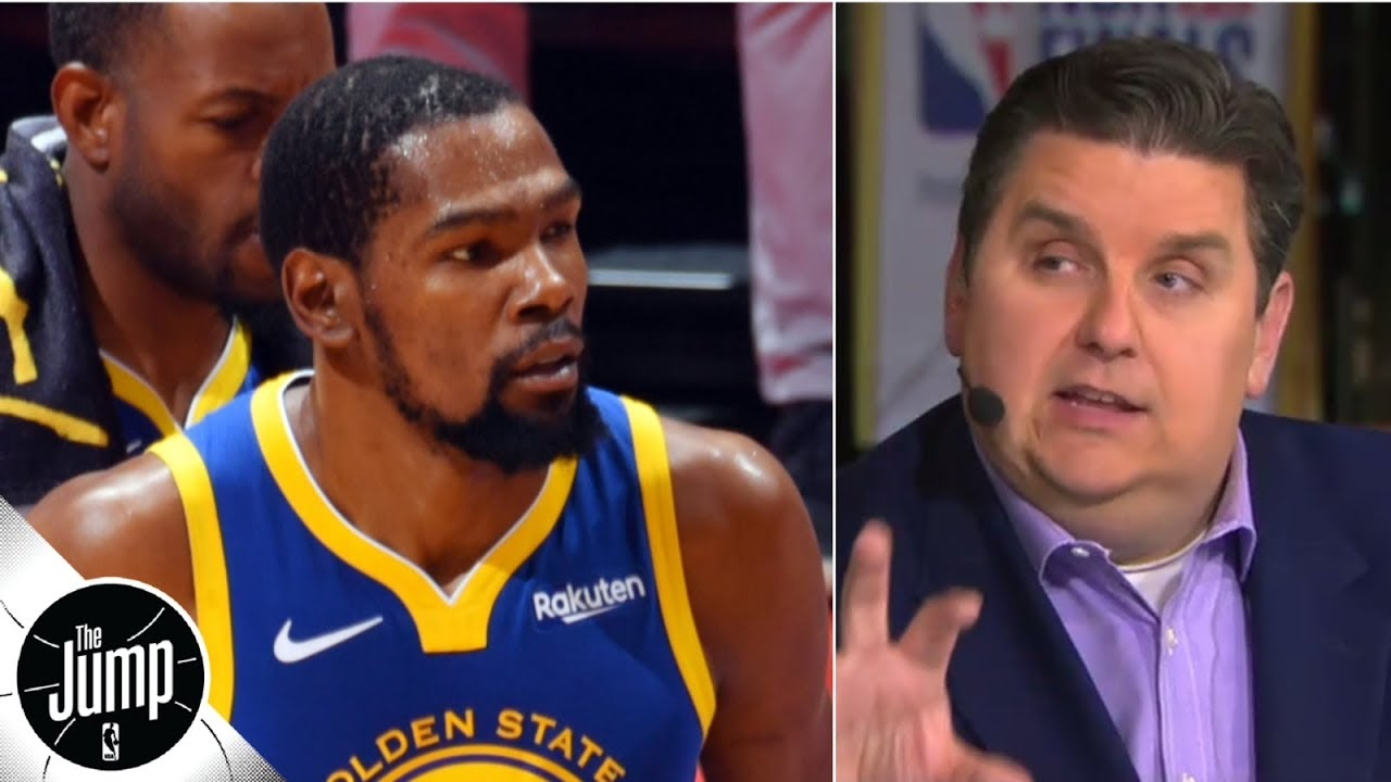 What Kevin Durant's Achilles injury means for him -- and the NBA -- in free agency   The Jump