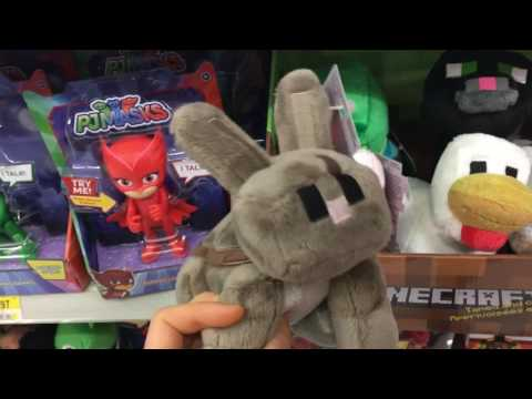 Minecraft Plush Shopping 3