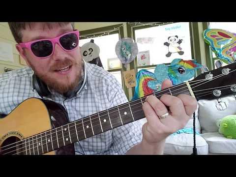 Billie Eilish - Hostage // easy guitar tutorial for beginners