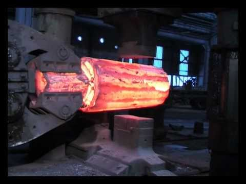 Forging and Press Plant JSC Ruse - Forging of Roll