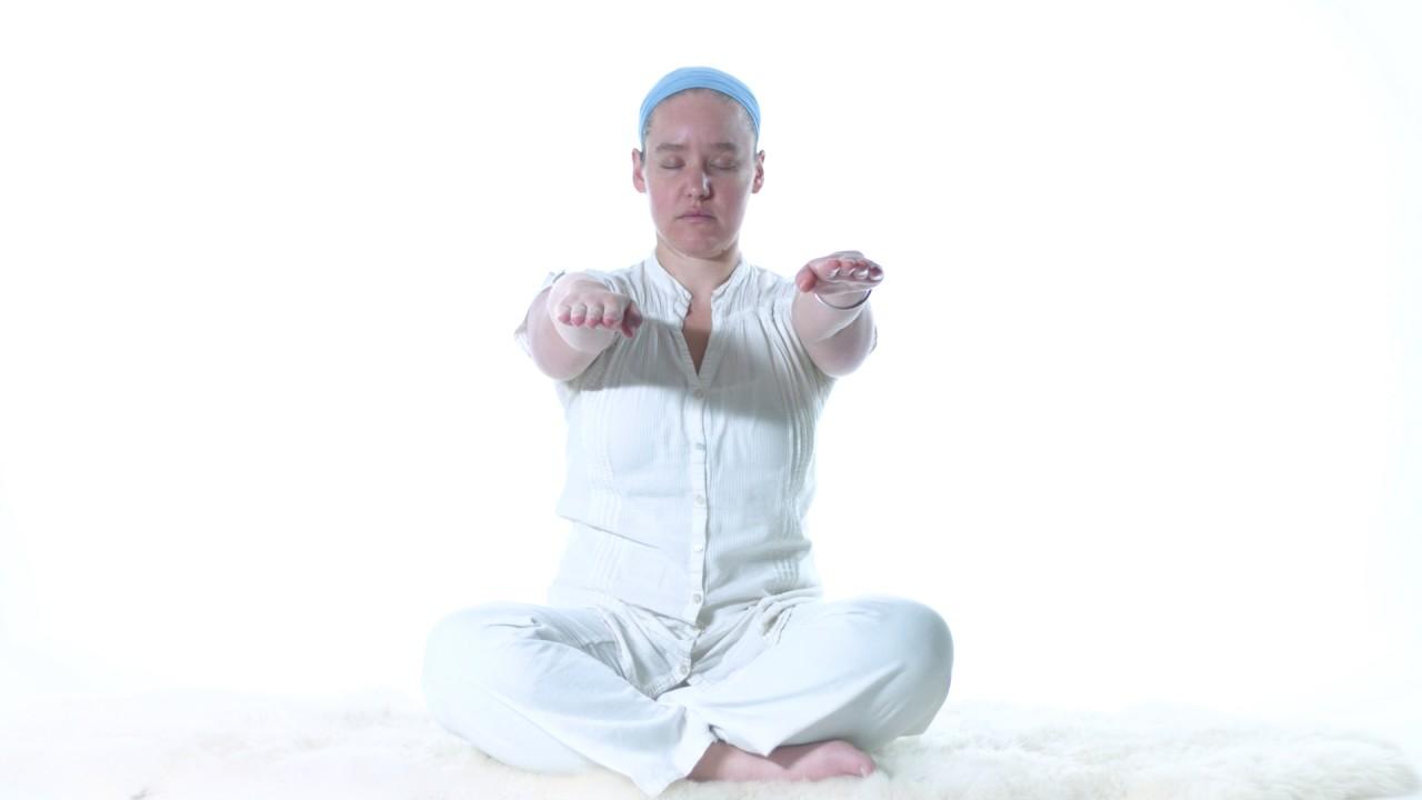 Kundalini Yoga: Creating Self-Love (Reverse Adi Shakti Kriya)