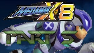 The Lightning Rod - Mega Man X8 - Playthrough - Part 5 - The Final Mavericks!