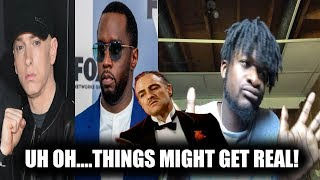 Diddy Says He Will