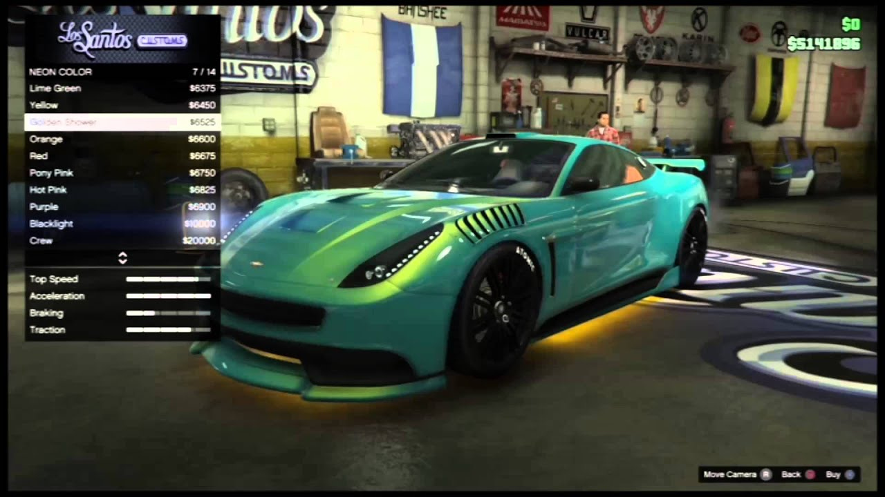 Gta V Single Player Get Online Cars