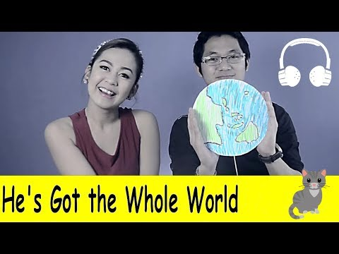 He's Got the Whole World | Family Sing Along - Muffin Songs