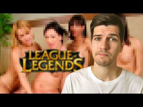 UsachevToday - Порно-процесс и атлеты League of Legends