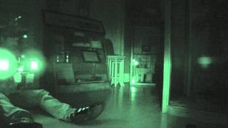 Madisonville, Louiaiana Paranormal Investigation at the Museum episode 2