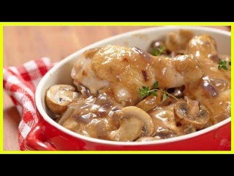 recette-de-pommes-de-terre-en-sauce-aux-champignons
