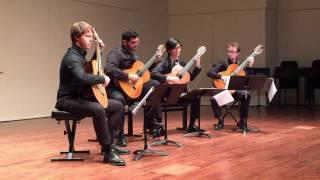 CSUN Guitar Quartet Plays Polovtsian Dances
