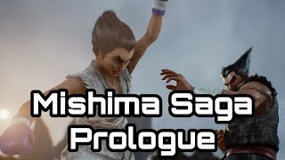 TEKKEN 7 - Mishima Saga Prologue, Story Mode (1080p 60fps)