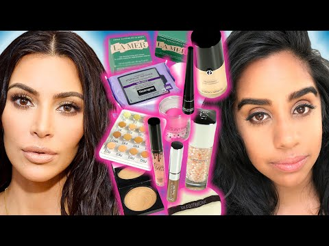 Thumbnail: We Tried Kim Kardashian's Makeup Routine For A Week