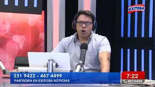 Jose Rocha en Exitosa programa completo 09/01/18