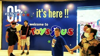 'toys R Us' Store Still Open For Business In Bangkok !!!   Let's See What's Inside   ร้านขายของเล