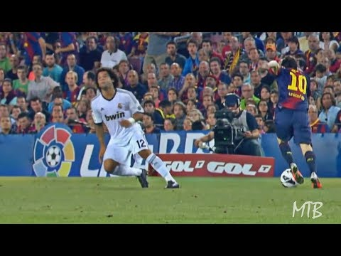 When Defenders Can't Believe What Messi Did To Them ● Priceless Reactions