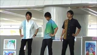 Kariyushi Shirt Promotion: Fashion show 2011
