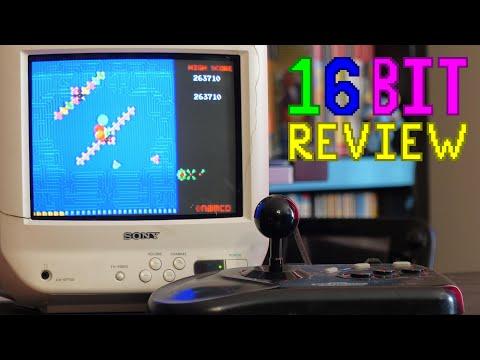 Phozon Mini Review - 16 Bit Video Game Review