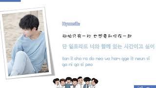 (韓繁中字)-BTOB Call me  歌詞