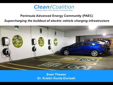 Supercharging the buildout of electric vehicle charging infrastructure [WEBINAR] - 4/24/18