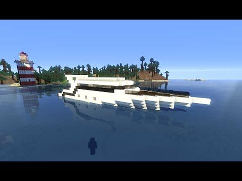Video Minecraft Tuto Maison Moderne Ep 2