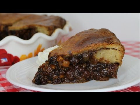 Old Fashioned Mincemeat Pie ~ Homemade Mincemeat Pie Recipe ~ Piesgiving ~ Noreen's Kitchen