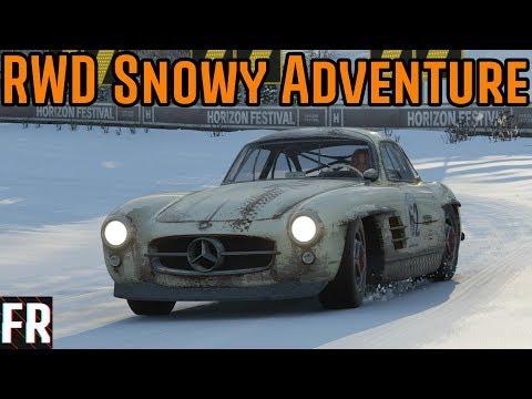 Forza Horizon 4 - RWD Snowy Adventure thumbnail