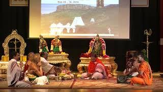 ఫిట్స్ బర్గ్ దేవాలయం లో వైభవం గా శ్రీనివాస కల్యాణం