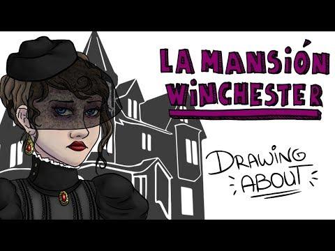 LA MISTERIOSA MANSIÓN WINCHESTER | Draw My Life