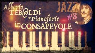 Piano jazz _ Alberto Tebaldi - Round Midnight (Thelonious Monk)