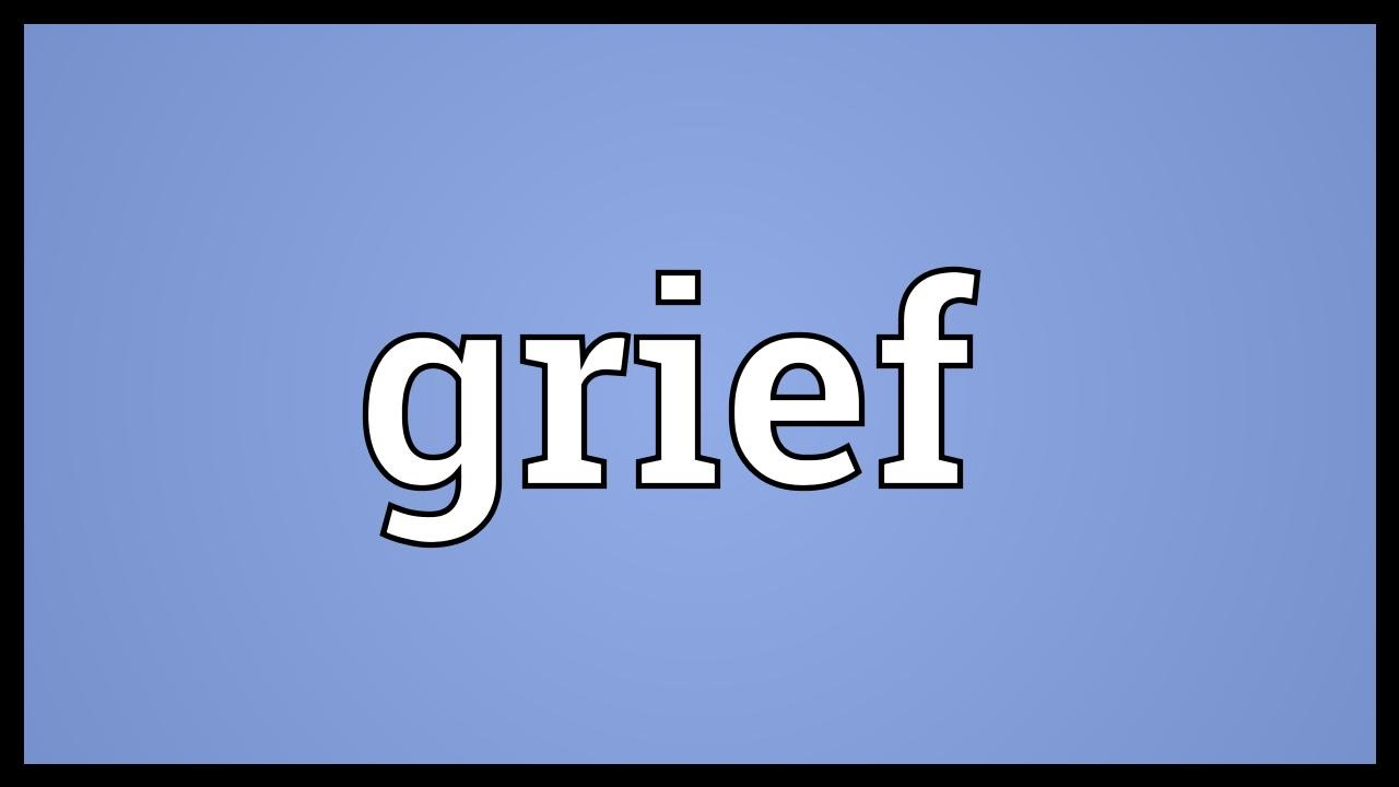 Hindi meaning of grief