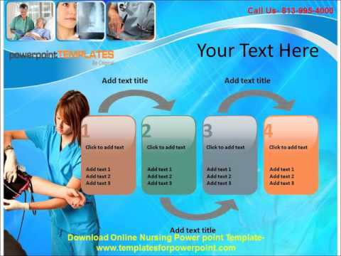 Download Online Nursing Powerpoint Template - YouTube