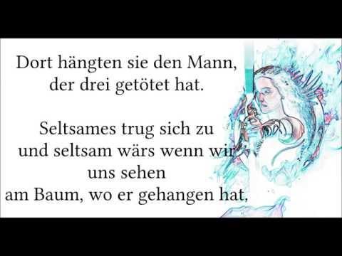Henkersbaum - Lyrics {Tribute von Panem}
