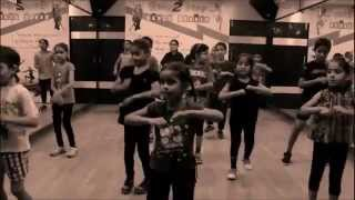 Naach Meri Jaan | ABCD 2 | Kids Dance | Dance Steps By Step2Step Dance Studio