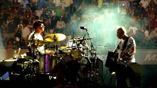 U2 - Beautiful Day - Mark Kelly intro / Space Oddity snippet / Elevation  - LIVE 360° Tour Chicago