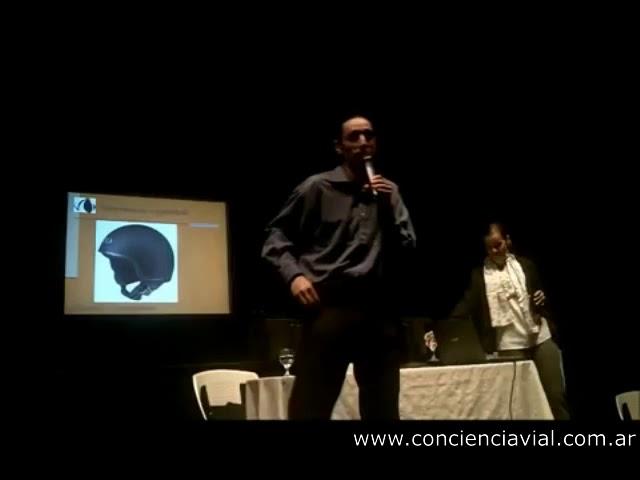 2011 - Santo Tomé, Santa Fe - Casco y consecuencias de no usarlo