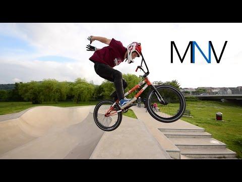 """Hip-less ParaBMX Rider Dan """"Nemo"""" Butler - SOSA - #MNV"""