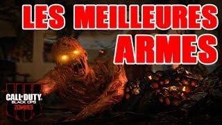 ZOMBIE BO4 LES MEILLEURES ARMES TUTO