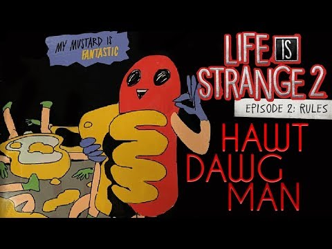 LIFE IS STRANGE 2 - Rules 💜 Folge 02 - Hawt Dawg Man 💜 Let's Play - Deutsch - Facecam thumbnail