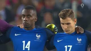 Deutschland vs Frankreich Länderspiel 14.11.17