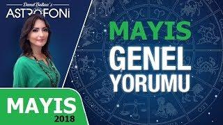 MAYIS 2018 Aylık Burç Yorumu, Demet Baltacı