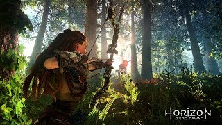 HORIZON ZERO DAWN Walkthrough Gameplay - Part 4 (PS4 Live Stream)