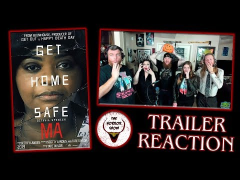 """MA"" 2019 Horror Movie Trailer Reaction - The Horror Show"