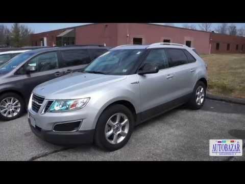 2011 Saab 9 4X видео обзор. Тест драйв 2011 Сааб 9 4X. Авто из США. Купить машину в Америке