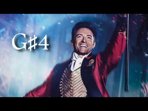 [HD] Hugh Jackman: The Greatest Showman Vocal Range (C♯2 - B4)