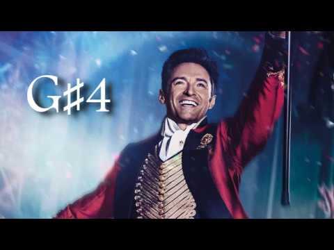 [HD] Hugh Jackman: The Greatest Showman Vocal Range (C♯2 - B4)