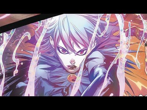 成為獵物的酷姬、閃電俠、鋼骨_暗黑之夜金屬:狩獵 #上(Dark Knights Rising - The Wild Hunt P.1)