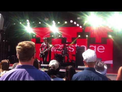 HIGHKICKS--- Calgary Stampede--2017--CocaCola Stage JULY-13-