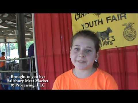 Chariton County Fair 2015   Haley
