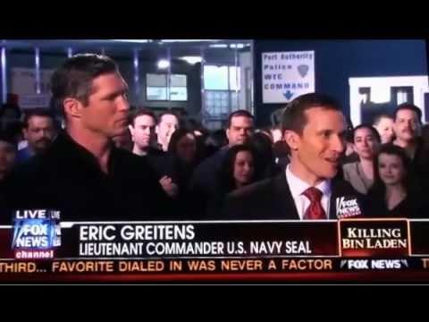 Navy SEAL Benjamin Smith on FOX After OBL Killing