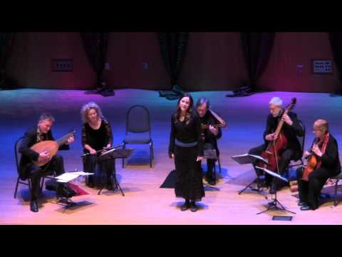 "Baltimore Consort:  "" Kemp's Jig"" , ""It Was a Love"